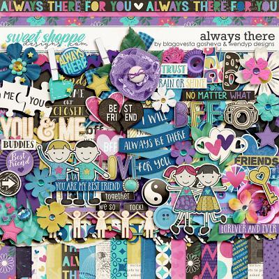 Always There by Blagovesta Gosheva & WendyP Designs