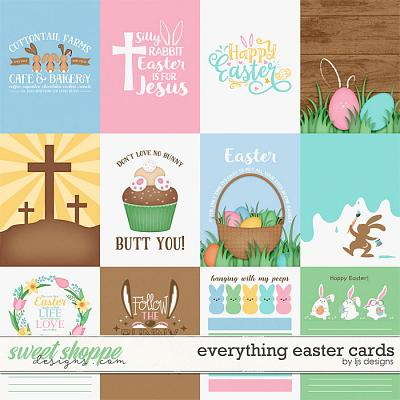 Everything Easter Cards by LJS Designs