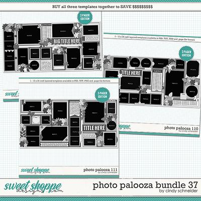 Cindy's Layered Templates - Photo Palooza Bundle 37 by Cindy Schneider