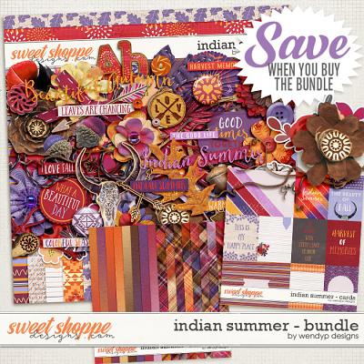Indian summer - Bundle by WendyP Designs