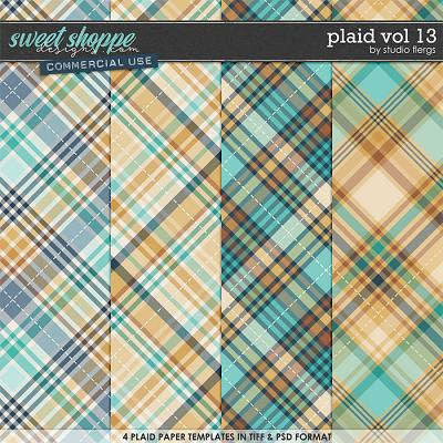 Plaid VOL 13 by Studio Flergs