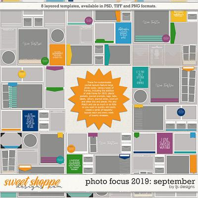Photo Focus 2019: September by LJS Designs