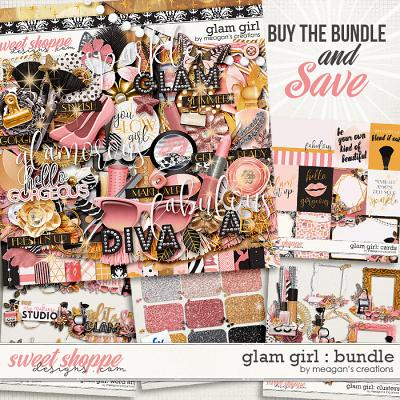 Glam Girl: Collection Bundle by Meagan's Creations