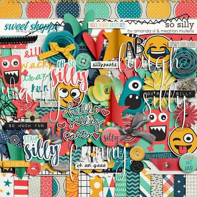 So Silly by Amanda Yi Designs & Meghan Mullens
