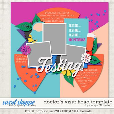 Doctor's Visit: Head Template by Meagan's Creations