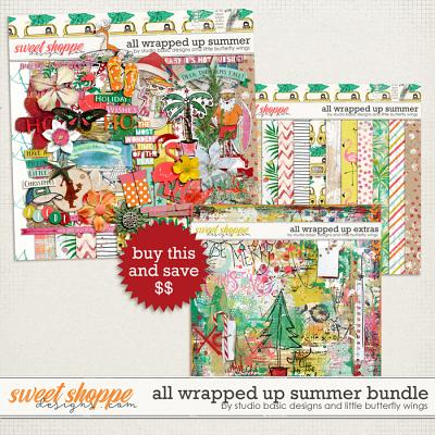 All Wrapped Up Summer Bundle by Studio Basic and Little Butterfly Wings