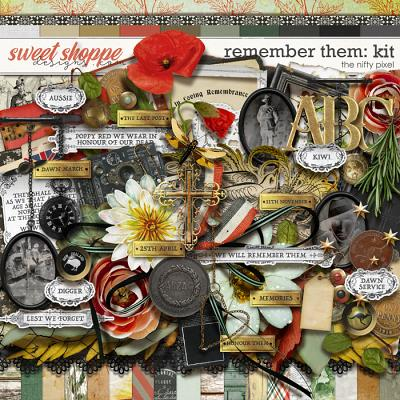 REMEMBER THEM | KIT by The Nifty Pixel
