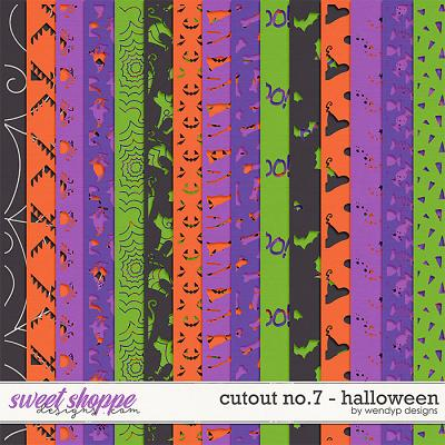 Cutouts no.7 - Halloween by WendyP Designs