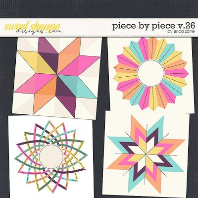 Piece by Piece v.26 Templates by Erica Zane