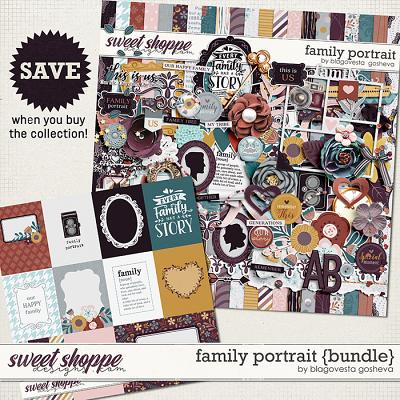 Family Portrait {bundle} by Blagovesta Gosheva