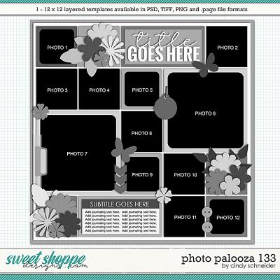 Cindy's Layered Templates - Photo Palooza 133 by Cindy Schneider
