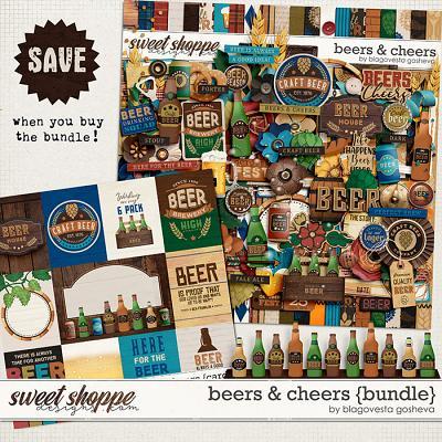 Beers & Cheers {bundle} by Blagovesta Gosheva