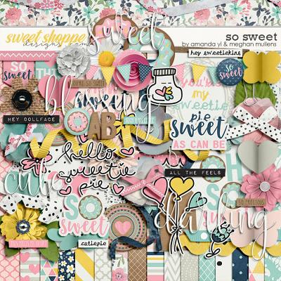 So Sweet by Amanda Yi Designs & Meghan Mullens