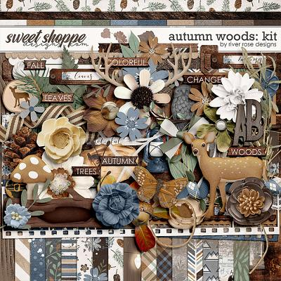 Autumn Woods: Kit by River Rose Designs