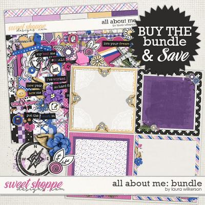 All About Me: Bundle by Laura Wilkerson
