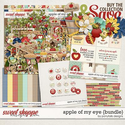 Apple of My Eye Bundle by Ponytails