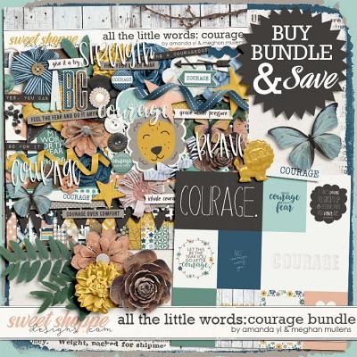 All The Little Words-Courage Bundle by Amanda Yi and Meghan Mullens