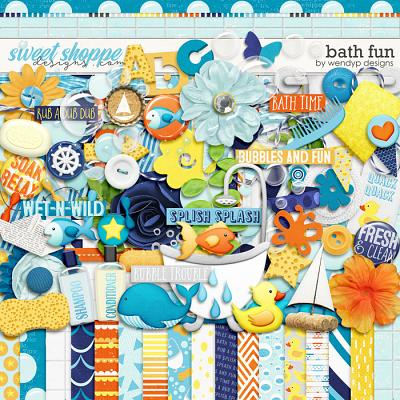 Bath fun by WendyP Designs