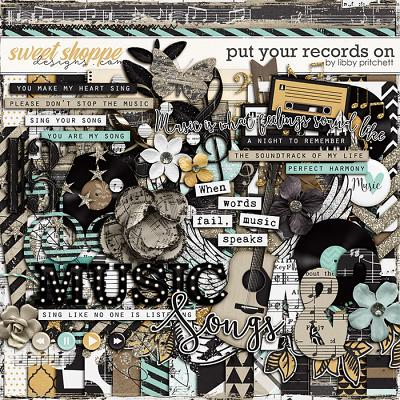 Put Your Records On by Libby Pritchett