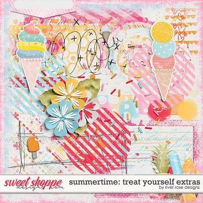 Summertime: Treat Yourself Extras by River Rose Designs