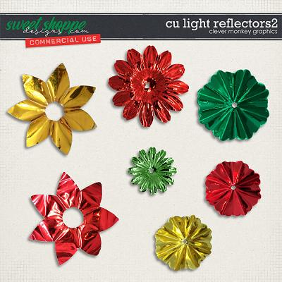 CU Light Reflectors 2 by Clever Monkey Graphics