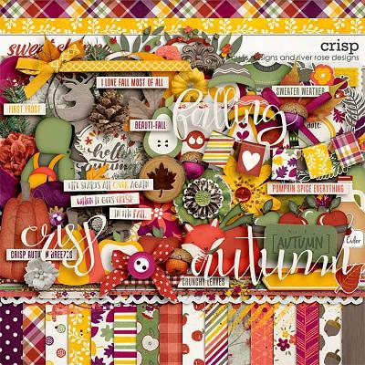Crisp Kit by LJS Design & River Rose Designs