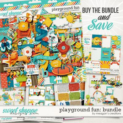 Playground Fun Collection Bundle by Meagan's Creations