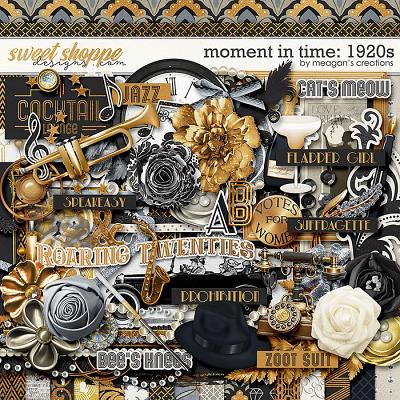 Moment in Time: 1920s by Meagan's Creations
