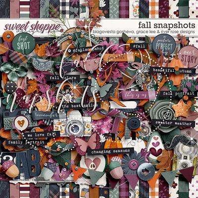 Fall Snapshots: Kit by Blagovesta Gosheva, Grace Lee & River Rose Designs