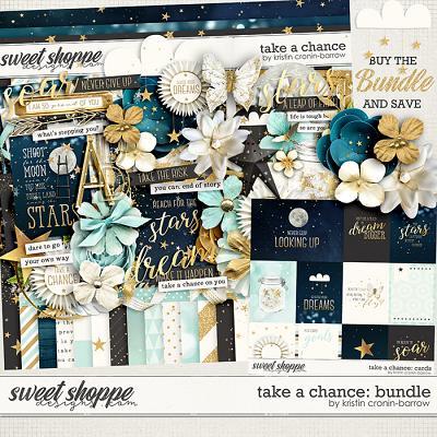 Take a Chance: Bundle by Kristin Cronin-Barrow