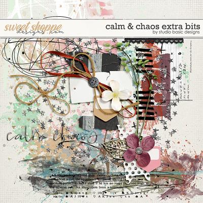 Calm & Chaos Extra Bits by Studio Basic