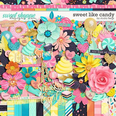 Sweet Like Candy by Studio Flergs