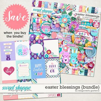 Easter Blessings {Bundle} by Blagovesta Gosheva