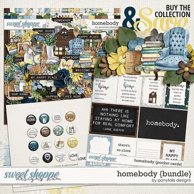 Homebody Bundle by Ponytails