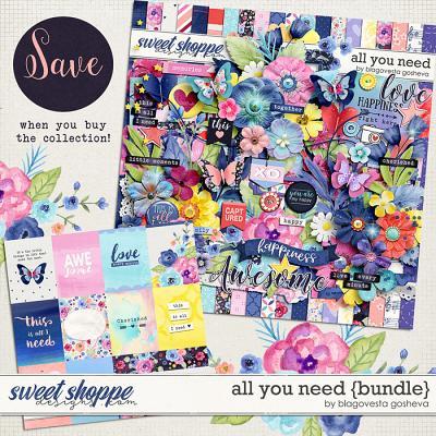 All You Need {bundle} by Blagovesta Gosheva