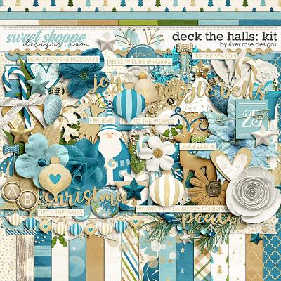 Deck the Halls: Kit by River Rose Designs