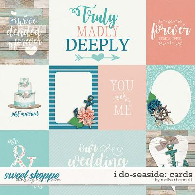 I Do-Seaside: Cards by Melissa Bennett