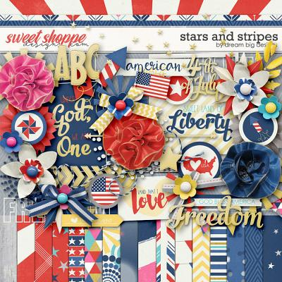 Stars and Stripes by Dream Big Designs