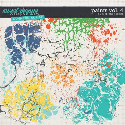 CU Paint Vol. 4 by River Rose Designs