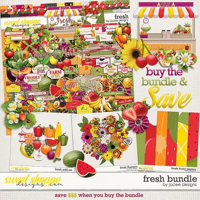 Fresh Bundle by JoCee Designs