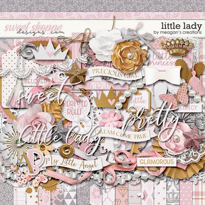Little Lady by Meagan's Creations