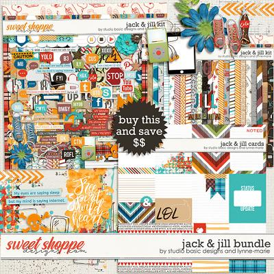 Jack & Jill Bundle by Studio Basic and Lynne-Marie
