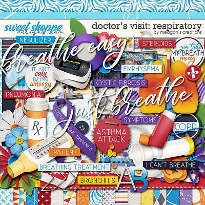 Doctor's Visit: Respiratory by Meagan's Creations