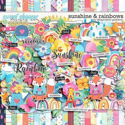Sunshine & Rainbows by Blagovesta Gosheva