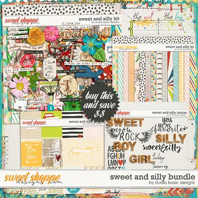 Sweet & Silly Bundle by Studio Basic