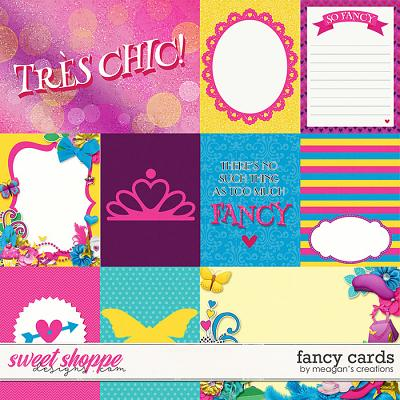 Fancy Cards by Meagan's Creations
