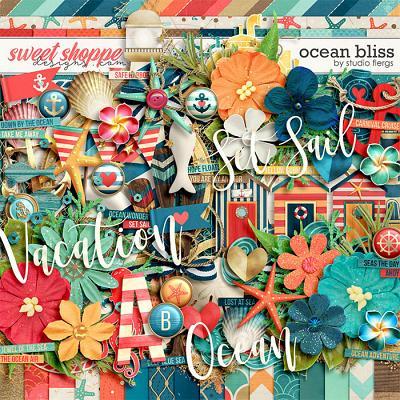 Ocean Bliss by Studio Flergs