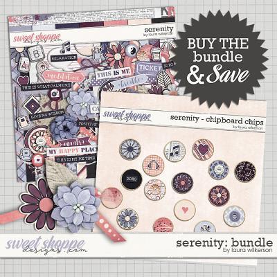 Serenity: Bundle by Laura Wilkerson
