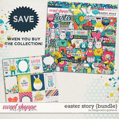 Easter Story {bundle} by Blagovesta Gosheva
