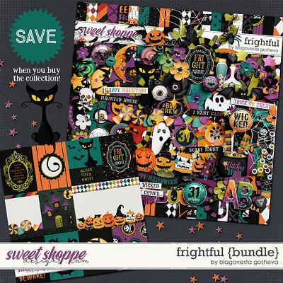 Frightful {bundle} by Blagovesta Gosheva
